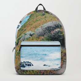 The Path to the Ocean Backpack