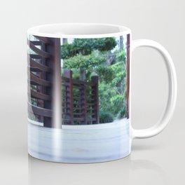 Zigzag Bridge Coffee Mug