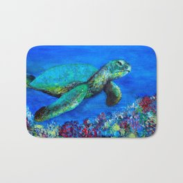 Look at my World (while there is time) Bath Mat