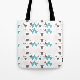 Festival trouser pattern Tote Bag