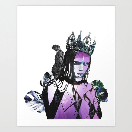 Strange Sister I Art Print