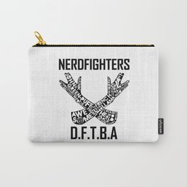 The Nerdfighter symbol Carry-All Pouch