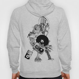 Hip-Hop Homer Hoody