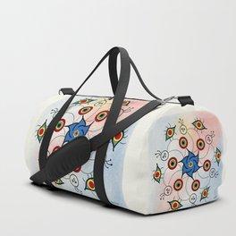 """""""In woman love"""" (Mirdala o Mandró) Duffle Bag"""