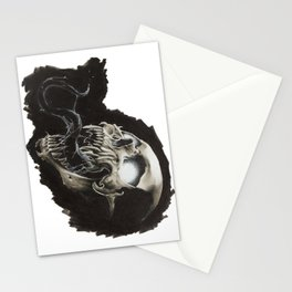 The Haunting Stationery Cards