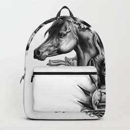 A Pale Horse Backpack