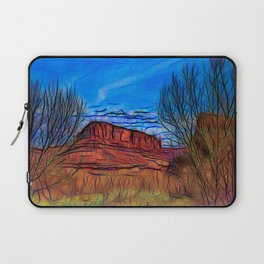 Banks of the Colorado Laptop Sleeve