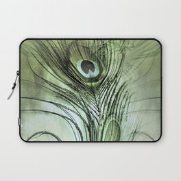 Abstract Of Eyes Laptop Sleeve