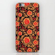 Khokhloma Kulture Pattern iPhone & iPod Skin