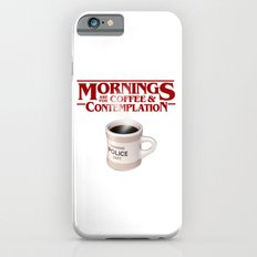 Stranger Things Coffee & Contemplation Slim Case iPhone 6s