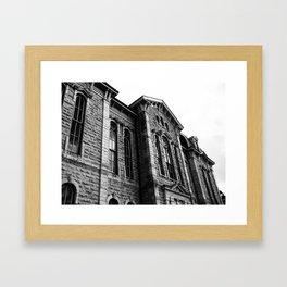 Castle Like Framed Art Print