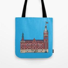 Milwaukee City Hall Tote Bag