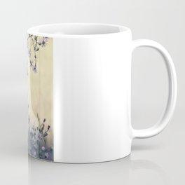 Wild Asters Botanical Coffee Mug