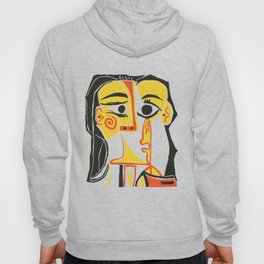 Picasso - Woman's head #2 Hoody