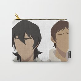 Keith and Lance Jacket Swap - Voltron Legedary Defender Carry-All Pouch