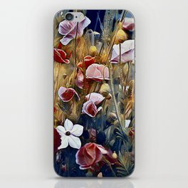 Poppies and Such iPhone Skin