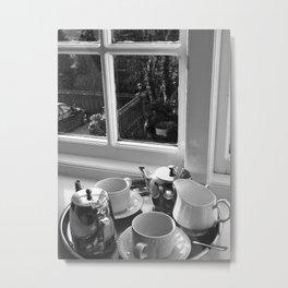 2 for tea Metal Print