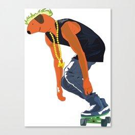 Ramon Urban Version Canvas Print