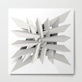 Uxitol (Struggle) Metal Print