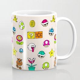 Mario pattern Coffee Mug