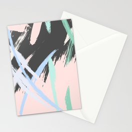 Expression stroke Stationery Cards