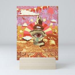 AFTERNOON PSYCHEDELIA REDUX Mini Art Print