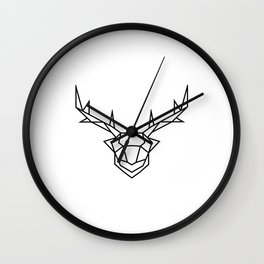 Nordic Fury Wall Clock