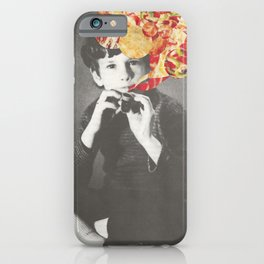 Looks Like A Kazoo iPhone Case