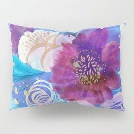 Spring floral mood Pillow Sham
