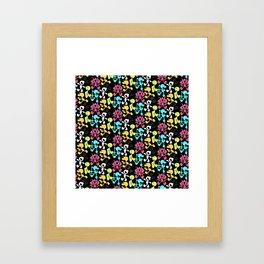 Game & Watch Framed Art Print