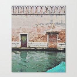 Two Door Canvas Print