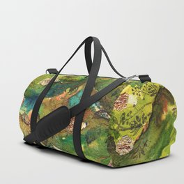 Magical forest Duffle Bag