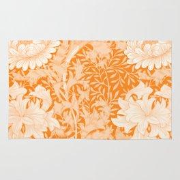 """William Morris """"Chrysanthemum"""" 3. Rug"""