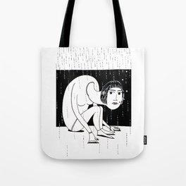 strange woman Tote Bag