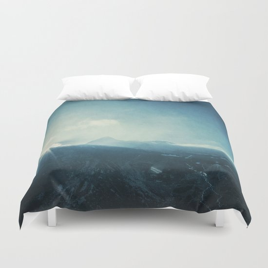 LightFall Duvet Cover