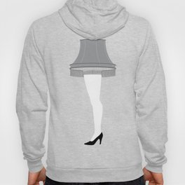 Leg Lamp Grey Hoody