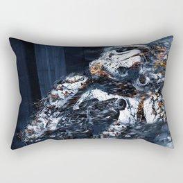 Storm Blasted Rectangular Pillow