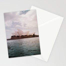 Sydney Opera House | Australia Travel Photography Stationery Cards