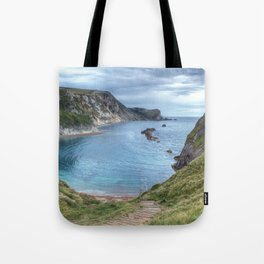 Man O War Bay, Dorset Tote Bag