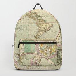 World Map by Carington Bowles (circa 1780) Backpack