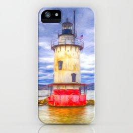 Sleepy Hollow Light Art iPhone Case