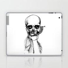 Skull of Time Laptop & iPad Skin