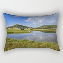 Colorado Country - 5398 Rectangular Pillow
