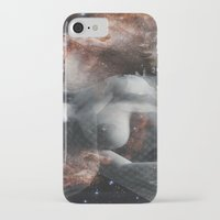 milky way iPhone & iPod Cases featuring Milky Way by Liaison Érotique