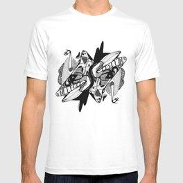 Wet boy - Emilie Record T-shirt
