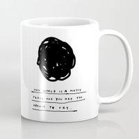 THIS WORLD Mug