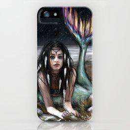 Starlight Mermaid iPhone Case