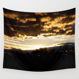 NM Sunset 8 Wall Tapestry