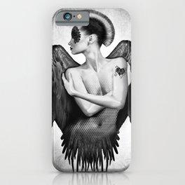 Angel Goddess Angelic Angels Divine Feminine Art iPhone Case