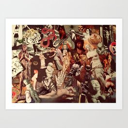 The Sacred Art Print